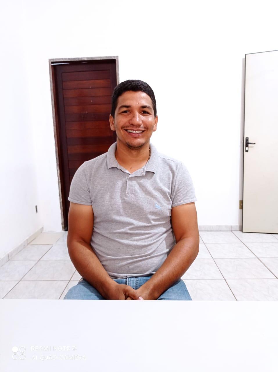 Gutembergue Pereira da Silva